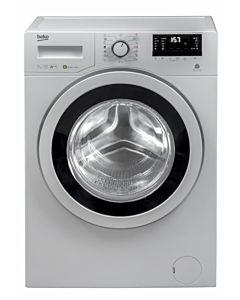 Masina de spalat rufe Slim Beko WKY71033PTLYB3, 7 kg, 1000 RPM, Clasa A+++, Mini LCD, Alb