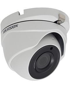 Camera de supraveghere Hikvision Outdoor Eyeball, DS-2CE56D8T-ITME (2.8mm), 2MP, EXIR, 20m IR, OSD Menu, IP67