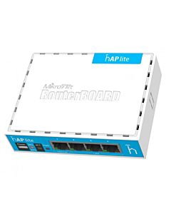 Router wireless MikroTik hAP Lite