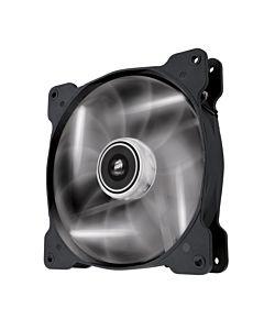 Cooler carcasa Corsair AF140 LED Low Noise, 1200 RPM, Dual Pack, Alb