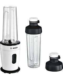 Blender cu bol Bosch MMBM401W, 350W, alb-negru