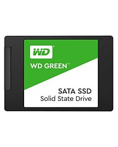 WD Green SSD, 2.5'', 1TB, SATA/600, 7mm, 3D NAND