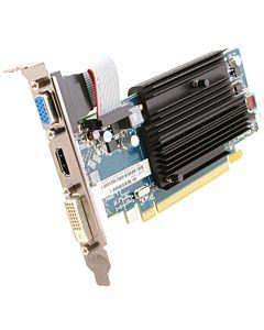 Sapphire Radeon HD 5450, 2GB DDR3 (64 Bit) HDMI, DVI-D, VGA, LITE