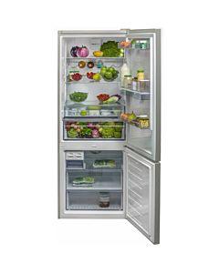 Combina frigorifica Beko RCNE520E20DZM, 450 l, Clasa A+, NeoFrost, H 192, Marble
