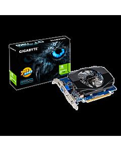 Gigabyte GeForce GT 730, 2GB DDR3 (64 Bit), HDMI, DVI, D-Sub