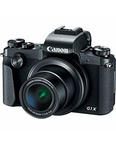 Photo Camera Canon G1x Mark Iii Black