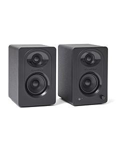 SAMSON MediaOne M30 Powered Studio Monitors, 3'', 2 x 10 Wat