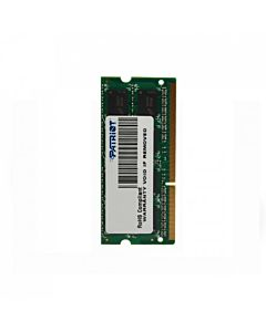 Memorie Patriot 8GB SODIMM, DDR3, 1600MHz, CL11, 1.5V