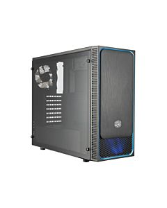 CHASSIS COOLER MASTER MASTERBOX E500L BLUE WINDOW
