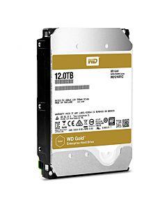 HDD WD Gold 12TB, 7200rpm, 64MB cache, SATA III