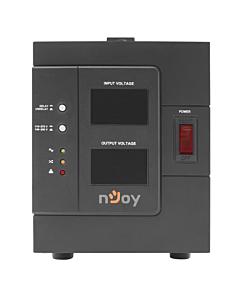 AVR nJoy Akin 3000, 3000VA/2400W, LCD Display, Garantie Pick-up & Return
