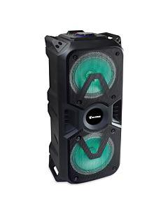 "Vakoss Karaoke BT Speaker 2x6,5"" cu microfon SP-2931BK"