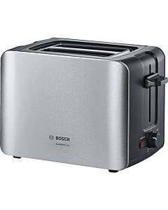 Toaster Bosch TAT6A913, Negru-Argintiu