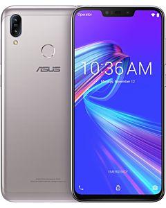 Telefon mobil Asus ZenFone Max M2 ZB633KL, Dual SIM, 32GB, 4G, Meteor silver