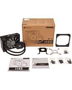 Cooler CPU Corsair Hydro Series H45, Racire cu lichid, 120mm
