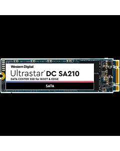 Western Digital Ultrastar SA210 SSD SATA3 M.2 120GB R/W:510/475 MB/s