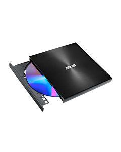 Unitate optica externa Asus, DVD+/-RW, 8x, SDRW-08U9M-U/BLK, USB 2.0, negru, retail