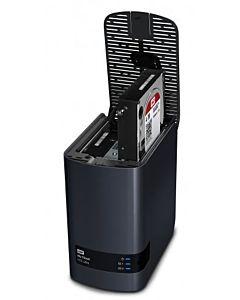 Network Storage WD My Cloud Expert Series EX2 Ultra 8TB, Gigabit Ethernet, USB 3.0