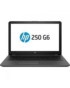 """Notebook / Laptop HP 15.6"""" 250 G6, HD, Procesor Intel® Core™ i3-7020U (3M Cache, 2.30 GHz), 4GB DDR4, 500GB, Radeon 520 2GB, FreeDos, Dark Ash Silver"""