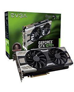EVGA GeForce GTX 1070 Ti Ultra Silent Gaming 8GB GDDR5, ACX 3.0
