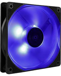 Ventilator AEROCOOL MOTION 12 PLUS, 120x120x25mm, albastru