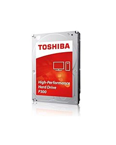 Internal HDD Toshiba P300 HDD 3,5'', 1TB, SATA3, 64MB cache, 7200RPM, BOX
