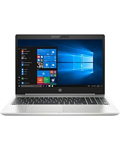 "Laptop HP ProBook 450 G6, 15.6"" LED HD, Intel Core i5-8265U, GeForce MX130, RAM 8GB DDR4, SSD 256GB PCle, Silver, Free DOS"
