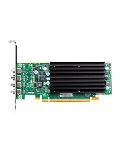 Placa video profesionala MATROX C420 4GB, Mini Display Port adapter cable, PCI-E x16 quad