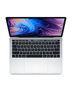 "Laptop Apple MacBook Pro 13"" Touch Bar, procesor Intel® Core™ i5 1.4GHz, 8GB, 128GB SSD, Intel Iris Plus Graphics 645, Silver, INT KB"