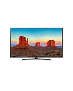 Televizor LED LG Smart TV 55UK6400PLF Seria K6400PLF 139cm negru-gri 4K UHD HDR