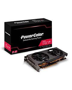 PowerColor RX 5700XT Standard version, 8GB GDDR6, HDMI, 3xDP