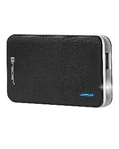 Power Bank Tracer 4000 mAh polymer Negru / gri