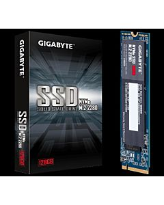 SSD GIGABYTE 128 GB M.2 internal SSD
