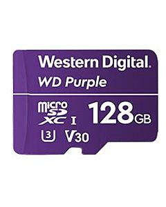 WD Purple Micro SDXC 128GB
