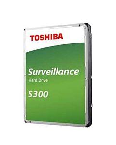 HDD intern 4TB 3.5'' Toshiba S300 SATA3 7200RPM 128MB cache