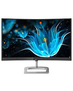 Monitor Philips 248E9QHSB/00 23,6'', panel-VA; HDMI/VGA; curved