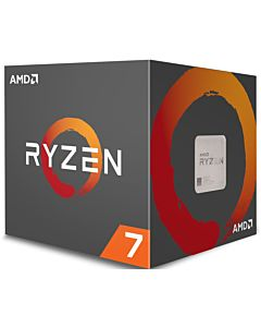 Procesor AMD Ryzen 2700X, 4.35GHz, 20MB, Socket AM4, Wraith Prism cooler