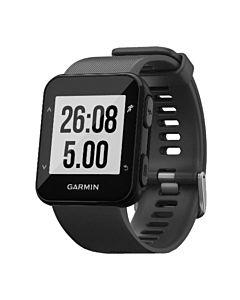 Ceas smartwatch Garmin Forerunner 30, Slate Grey