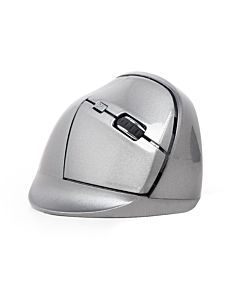 Gembird Ergonomic wireless optical mouse MUSW-ERGO-02, 1600 DPI, USB, spacegrey