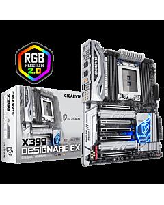 Gigabyte X399 Designare EX, TR4, DDR4, M.2, SATA 6Gb/s, USB 3.1 Type-C