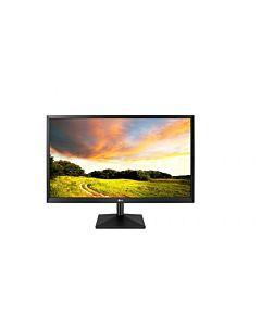 """Monitor 27"""" LG 27MK400H-B, FHD, TN, 2 ms, HDMI, D-SUB, negru"""
