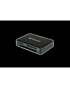 Transcend All-in-1 Multi Memory Card Reader, USB 3.1 Gen 1, Type C