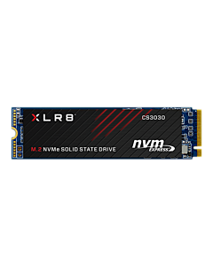 PNY SSD XLR8 CS3030 2TB PCIe M.2 NVMe, 3500/3000 MB/s