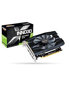 INNO3D GEFORCE GTX 1650 COMPACT, 4GB GDDR5, 2xDP, HDMI