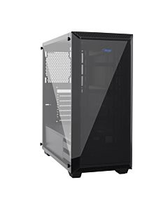 Carcasa PC Akyga Midi ATX Gaming AKY015BK USB 3.0, Plexi Window, fara sursa