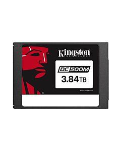 """SSD intern Kingston, DC500R, 2.5"""", 3840GB, SATA 3.0 (6GB/s), R/W 555MBs/520MBs"""