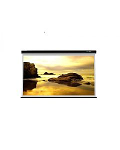 Ecran de proiectie perete Sopar New Slim, White, 2201SL