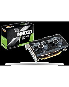 INNO3D GeForce GTX 1660 Twin X2 , 6GB GDDR5, 3xDP, HDMI