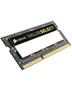 Memorie RAM SODIMM Corsair 8GB (1x8GB), DDR3 1600MHz, CL11, 1.5V