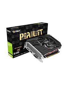 Palit GeForce GTX 1660 Ti StormX OC, 6GB GDDR6 192bit, HDMI, DVI, DP
